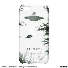 Friends UFO Phone Case