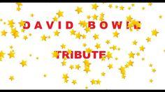 David Bowie video homenaje tributo al legendario cantante britanico