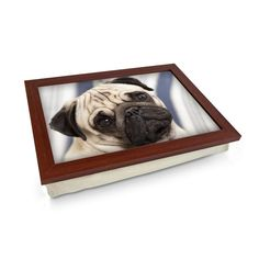 Most recent Images Pug Dog Lap Tray – Work Gifts, Office Gifts, Personalised Gifts Unique, Unique Gifts, Custom Pencils, Lap Tray, Professional Gifts, Company Gifts, Laptop Desk