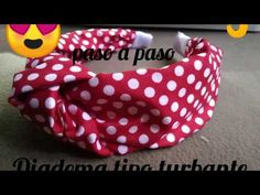Learn how to make cotton headbands with this fabric headband tutorial. These bow headbands for babies are very easy and fun to make. Fascinator Headband, Turban Headbands, Diy Headband, Baby Headbands, Fabric Headband Tutorial, Fabric Headbands, Make Tutorial, Making Hair Bows, Crafts To Make