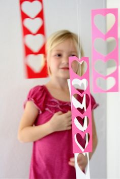 TUTORIAL: hanging heart charms | MADE