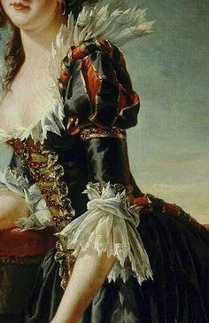 Madam Louis Elisabeth, Adelaide Labille-Guiard  1787