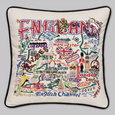 catstudio pillows - countries