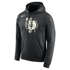 5c575532a525 Boston Celtics Nike Men s Logo NBA Hoodie