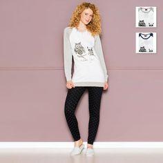 http://www.carillobiancheria.it/pigiama-donna-invernale-in-caldo-cotone-pierre-cardin-art-ombral992-15412.html   #carillolist