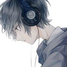 Dark Anime Guys, Cool Anime Guys, Cute Anime Boy, Anime Boys, Anime Triste, Anime Boy Sketch, Handsome Anime, Guy Drawing, Anime Kawaii