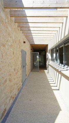 Centre Culturel Lesigny / Atelier208