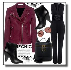 """""""IFCHIC-Holiday Wardrobe Essentials"""" by jelena-880 ❤ liked on Polyvore featuring A.L.C., IRO, Grey Ant, Karen Walker, ifchic, worldwideshipping and holidayswithifchic"""