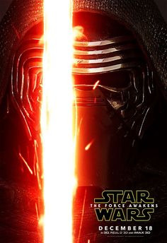 Kylo Ren from Star Wars: The Force Awaken