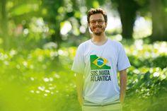 Nova campanha da ONG apresenta pessoas que deram origem a movimentos de proteção a floresta mais ameaçada do país