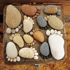 Декор из камней