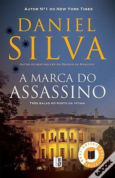 A Marca do Assassino, Daniel Silva WOOK