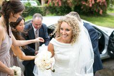 Alan Hannah Elegance for an Elegant Garden Wedding in the Spring