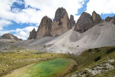 Drei Zinnen, Südtirol / Tre Cime, Alta Pusteria (South Tyrol)