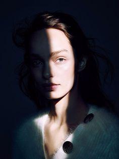 Luma Grothe by Eric Traoré for Madame Figaro October 2015 9