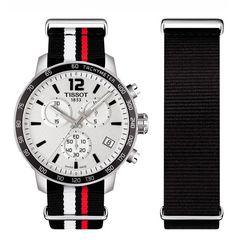 T095.417.17.037.01, T0954171703701, Tissot tissot quickster watch, mens