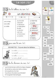 Exercices sur les sons : phonologie et combinatoire CP ...