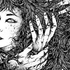 Ilustraciones de Dan Mumford arte  ilustración  talento