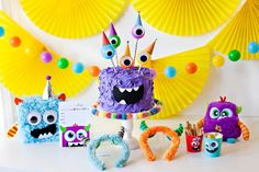 These easy birthday party ideas are so cute it's scary