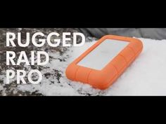 LaCie Rugged portable hard drives are the most trusted way to capture and transport data in the field. Choose from Thunderbolt, USB-C, USB 3.0, and FireWire 800. Select the version optimized for your use: performance, capacity, or compatibility—or all three.