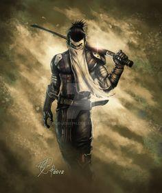 Assassin by Rob-Joseph on DeviantArt