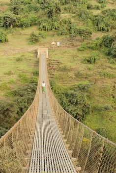 Blue Nile Falls, Ethiopia http://thesitotacollection.com/ #luxury #travel #candles