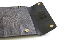 DAFNE salmon leather bag (fish skin)