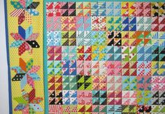 Be*Mused quilt design ~ bemused.typepad.com