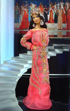 Miss Tajikistan 2012 by Ninimomo Dolls