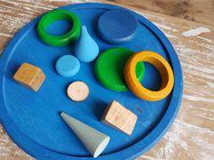 Loose parts en bois Toys, Woodwind Instrument