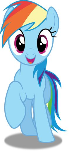 Vector - Rainbow Dash by DashieSparkle on DeviantArt My Little Pony Party, Cumple My Little Pony, Mlp My Little Pony, My Little Pony Friendship, Rainbow Dash Party, Scooby Doo Mystery Incorporated, Imagenes My Little Pony, Little Poni, Mlp Fan Art