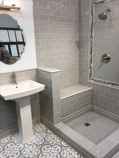 Home Room Design, Washroom Design, Bathroom Remodel Shower, Trendy Bathroom, Bathroom Layout, Bathroom Plans, Toilet Design, Bathroom Tile Designs, Bathroom Inspiration