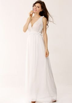 light and airy dress