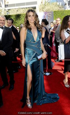Nikki Reed The Creative Arts Emmy 2014 arrivals http://icelebz.com/events/the_creative_arts_emmy_2014_arrivals/photo41.html