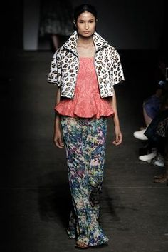 Tracy Reese Spring 2015 Ready-to-Wear Fashion Show: Complete Collection - Style.com