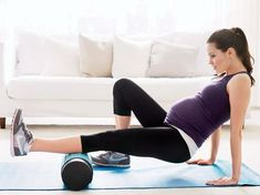 Feel Better Now! Prenatal Exercises To Ease Aches And Pains