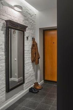 Trendy apartment entryway ideas interior design entry ways ideas Loft Design, Design Case, Wall Design, House Design, Design Design, Apartment Entryway, Apartment Design, Entryway Decor, Modern Entryway