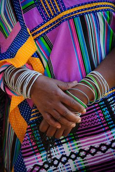 Vhavenda ~ the smallest tribe in South Africa