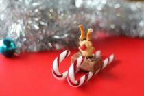 Tiny Teddy Santa Sleigh Recipe - Christmas
