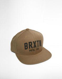 Brixton Arden II Snapback Cap Brixton ed40af1f554
