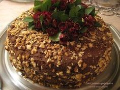 Φαγητό Archives - Page 5 of 128 - idiva. Greek Sweets, Greek Desserts, No Cook Desserts, Christmas Cake Pops, Christmas Desserts, Xmas Food, Christmas Cooking, Sweet Recipes, Cake Recipes