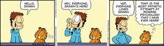 Garfield Comic Strip, April 07, 2015 on GoComics.com
