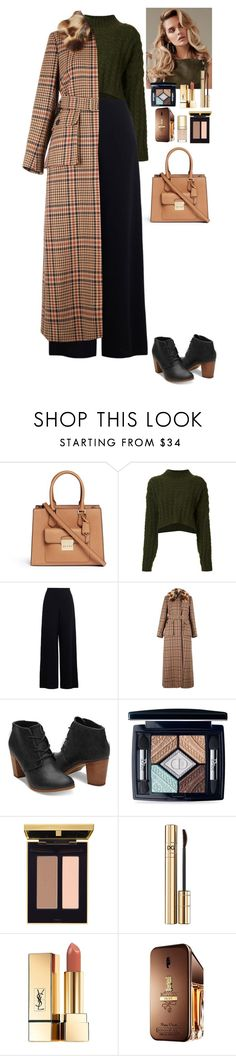 """""""Fall outfit"""" by eliza-redkina ❤ liked on Polyvore featuring Michael Kors, Vivienne Westwood Anglomania, Zimmermann, Dries Van Noten, Christian Dior, Dolce&Gabbana, Yves Saint Laurent, Paco Rabanne, StreetStyle and outfit"""