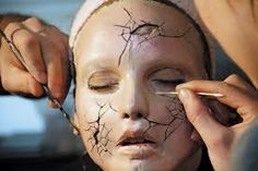 theatrical-makeup effects - Google Search