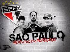 São Paulo Futebol Clube, hexacampeão brasileiro.