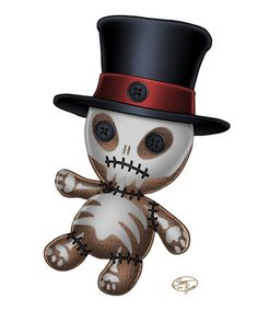 Voodoo Doll - Commission by ~StacyRaven on deviantART
