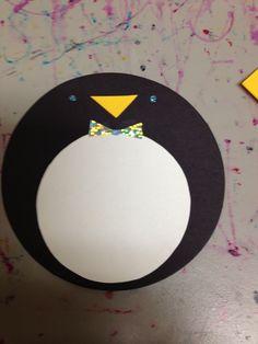Penguin Door Dec OMG WITH BOW TIES HOW CUTE/CLASSY