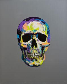 Skull #8 by Brent Estabrook (2013)
