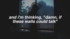 Halsey - Walls Could Talk