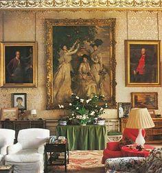 Chatsworth Blue Drawing Room